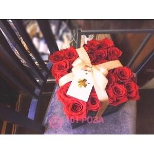 """Розы в коробке  """"Летучий голландец"""""""