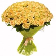 101 Кремовая Роза