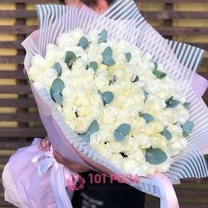 """101 Роза   """"Звонкий хрусталь"""""""