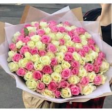 "101 Роза ""Маркиза ангелов"""