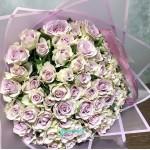 """101 Роза """"Сиреневая дымка"""""""