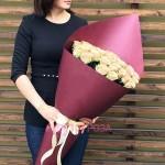 """25 Роз """"Прекрасная дама"""""""