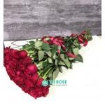 25 Роз Эквадор 80 см