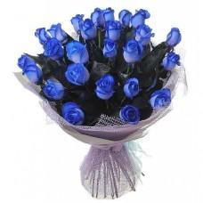 """Синие Розы """"Небесная птица"""""""