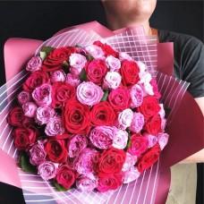 """51 Роза """"Роскошь"""""""