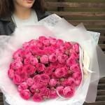 """Букет Роз """"Розовый куст"""""""