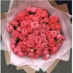 """Кустовые Розы """"Огненный"""""""