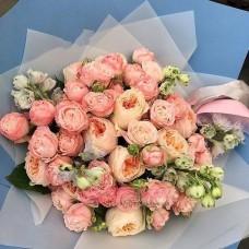 """Букет Роз """"Золушка"""""""