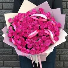 """Кустовые Розы """"Сияющая лазурь"""""""