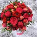 "Букет цветов ""Мемуары гейши"""