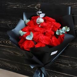 """19 Голландских Роз """"Каприз"""""""