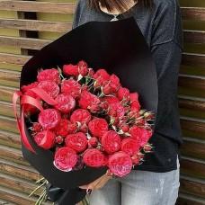 """Букет пионовидных Роз """"Дикая роза"""""""
