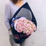 Букет фиолетовых Роз