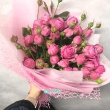 """Букет пионовидных Роз """"Елизавета"""""""