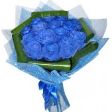 """Синие Розы """"Госпожа метелица"""""""