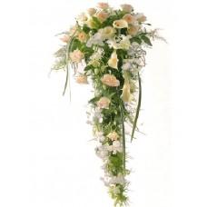 Белый букет невесты №49