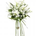 Букет невесты из полевых цветов №3