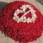"501 Роза ""Сердечко"""