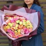 51 Роза Пионовидная