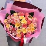 """Букет из Роз  """"Милагрос"""""""