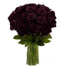 Розы черные