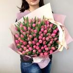 101 Тюльпан пионовидный