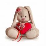 Заяц с сердцем (55см)