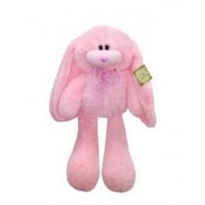 Заяц Роджер розовый (55см)