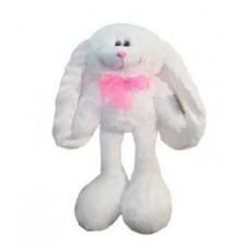 Заяц Роджер белый (55см)