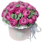 Пионовидные Розы коробке