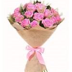 """25 Роз """"Прекрасная принцесса"""""""