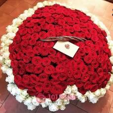 """301 Роза """"Ромео и Джульетта"""""""
