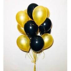 Воздушные шары микс связка