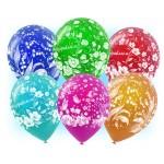 """Воздушные шары """"Поздравляю"""""""