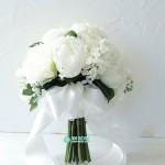 Букет невесты из Пионов №13