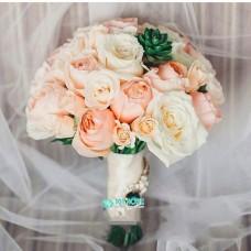 Букет невесты из Роз №20