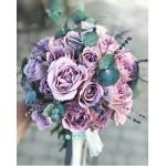 Букет невесты из Роз №27