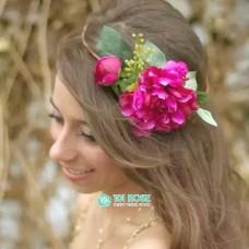 Украшение в прическу невесты №2