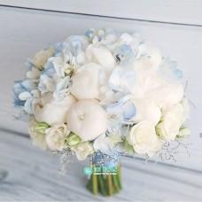 Букет невесты из Гортензии №62