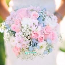 Букет невесты из Роз №68