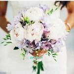 Букет невесты из Пионов №69