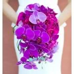Букет невесты из Орхидей №71