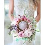 Букет невесты из полевых цветов №72