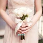 Букет невесты из Роз №77