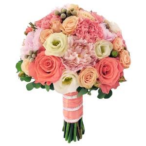 Букет невесты из Роз №11