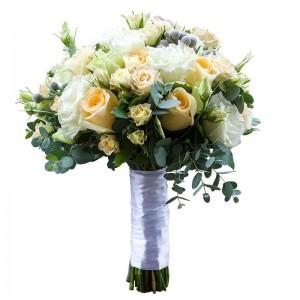 Букет невесты из Роз №18