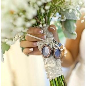 Ручка для букета невесты №1