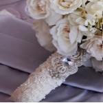 Ручка для букета невесты №3