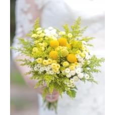 Букет невесты из полевых цветов №34