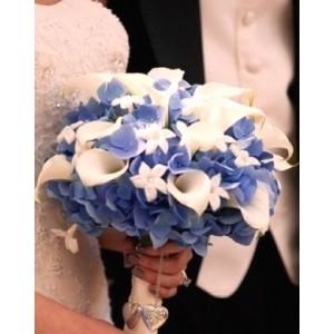 Букет невесты из Гортензии №38